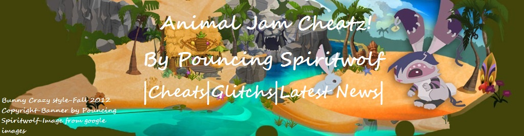 Animal Jam Cheatz
