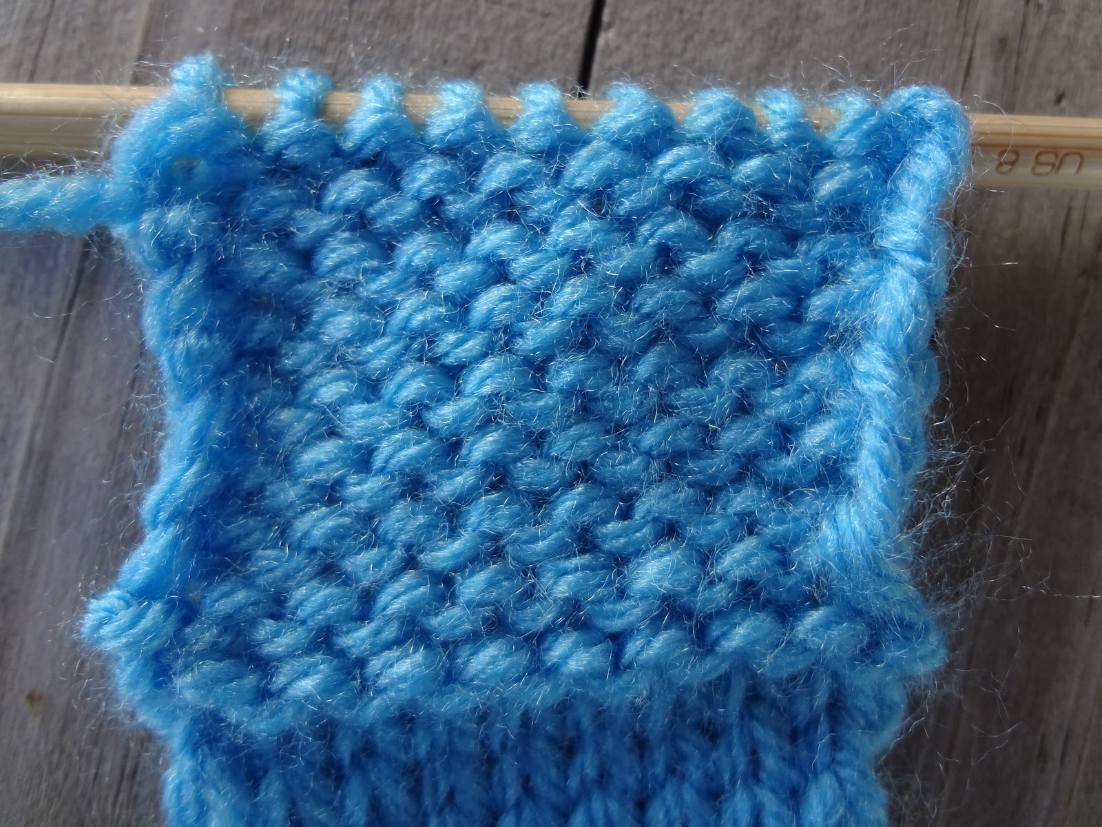 Knitting Stitches Reverse Stockinette : Fiber Flux: Knitting 101 Week...Stockinette and Garter
