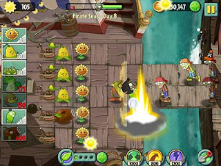 Download Game Android: Plants vs. zombies 2 APK