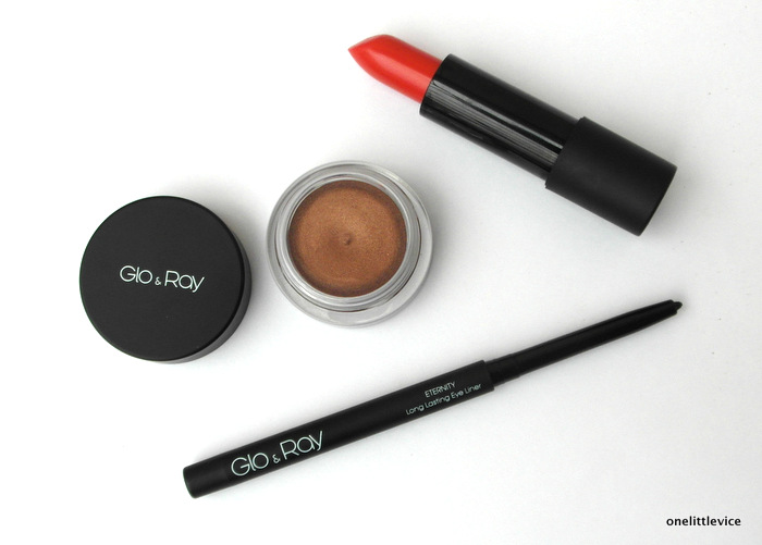 One Little Vice Beauty Blog: Glo & Ray Makeup Reviews
