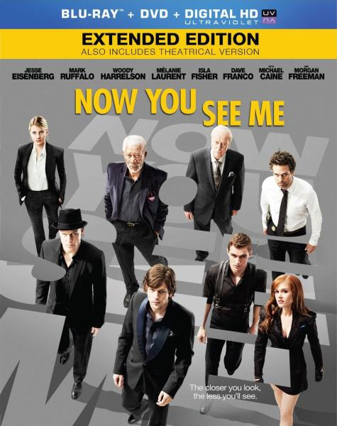 Now You See Me (2013) HD 720p ~Full Movie Online~