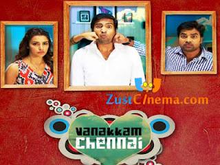 Vanakkam Chennai film tracklist