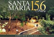 Parabéns Santa Maria pelos 156 anos!