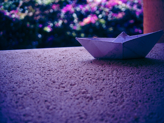 barco sin mar