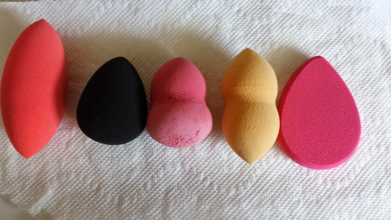 Moden Makeup: Beauty Sponge Woes