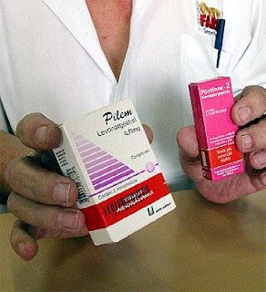 Qual a diferença da pílula do dia seguinte para a pílula anticoncepcional