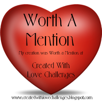 Created With Love Challenge