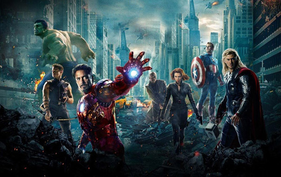 La Farsa Extraterrestre Avengers-satanismo