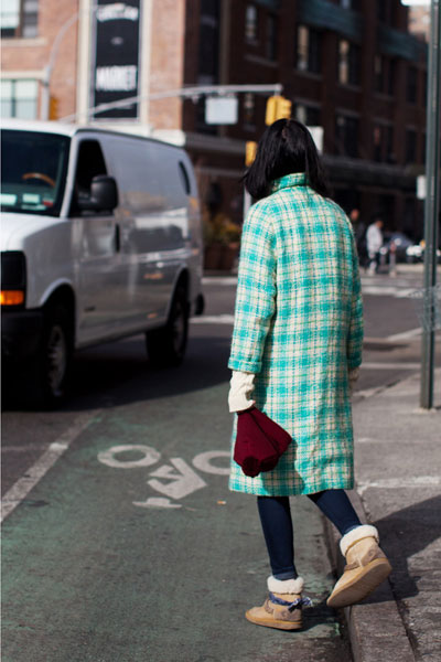 The Very Best of the Sartorialist February 2012