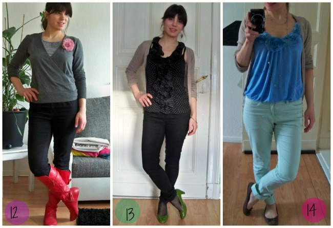 Die Fashion Challenge im April