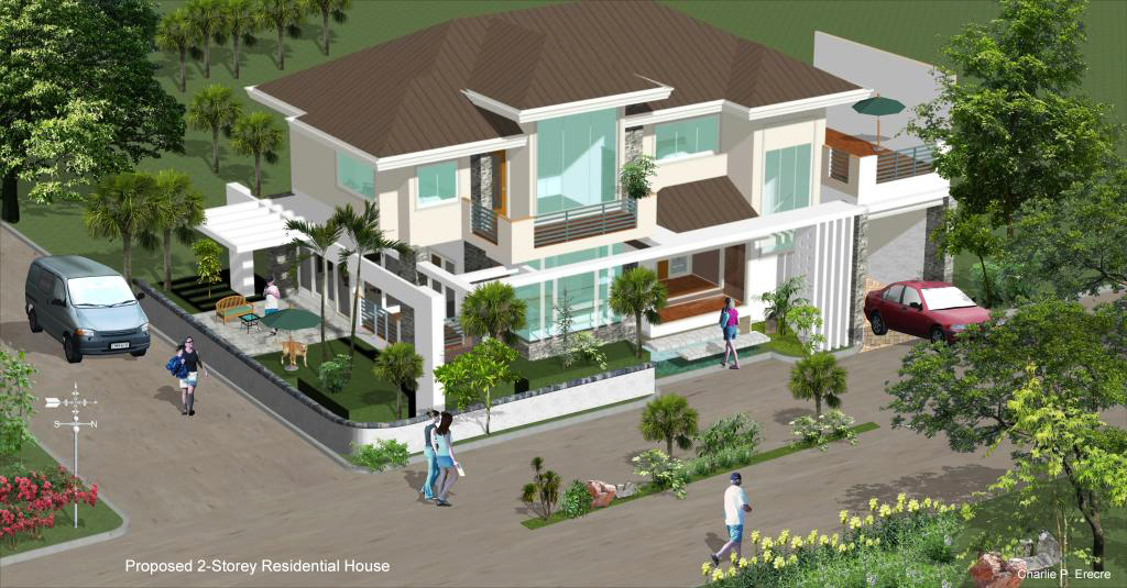 architectural home design in the philippines. house design in the philippines iloilo architectural home