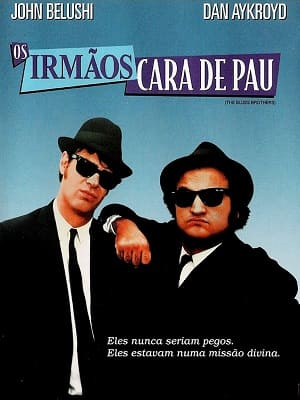 The Blues Brothers 1980 Baixar torrent download capa
