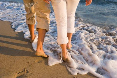 Dê apenas um passo por mim,e eu prometo que caminho todo o resto com você!