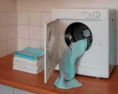Mesin Pengering Mesin Cuci