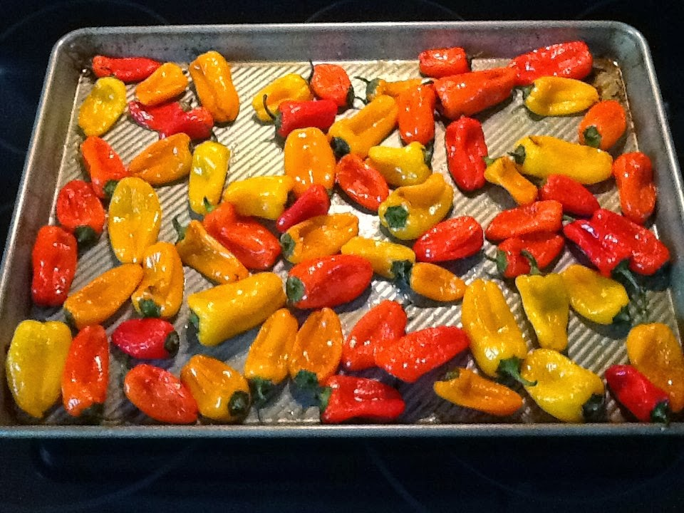Roasted Sweet Peppers Recipes — Dishmaps