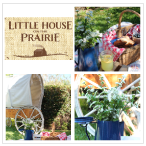 Party Feature | Little House on the Prairie
