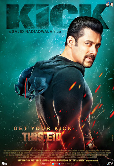 Kick (2014) Movie Poster No. 2