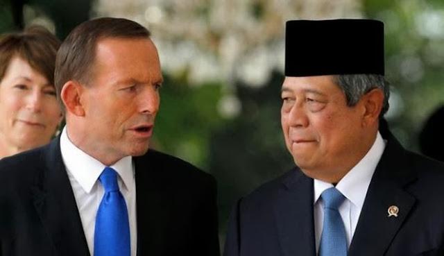 Ini dia Isi Surat Balasan PM Tony Abbott Kepada SBY