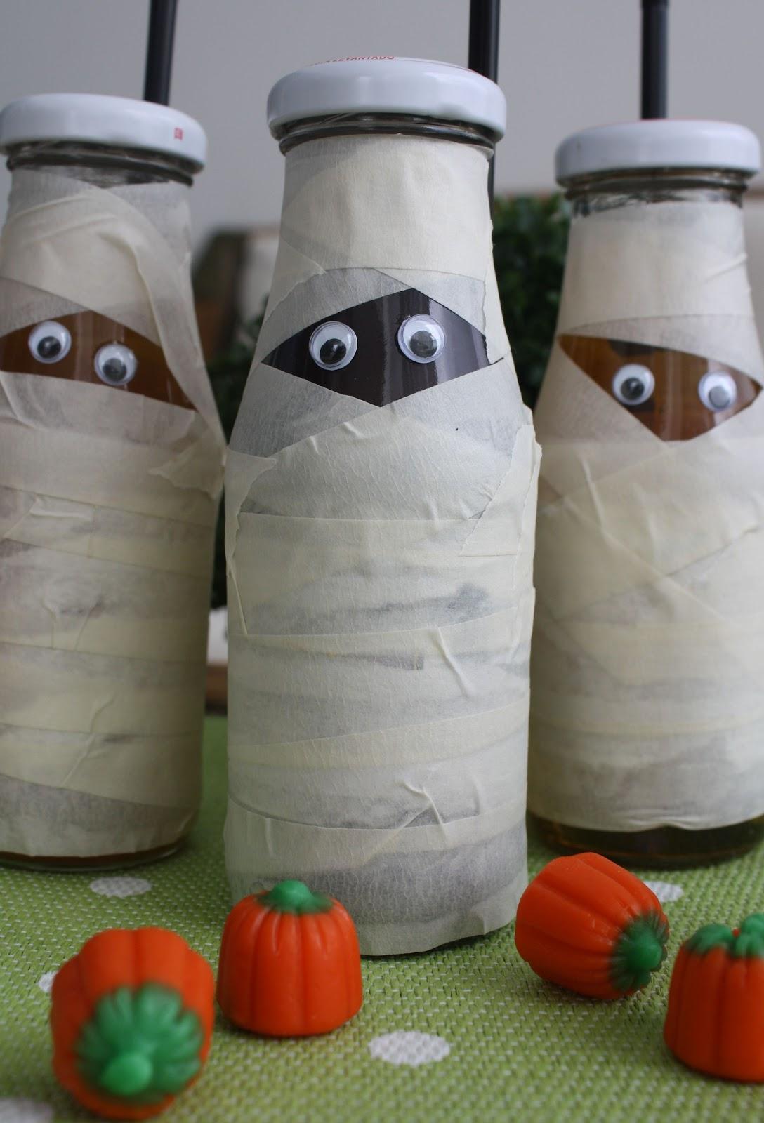 Acuarela como hacer decoraci n para fiesta de - Ideas fiesta halloween ...