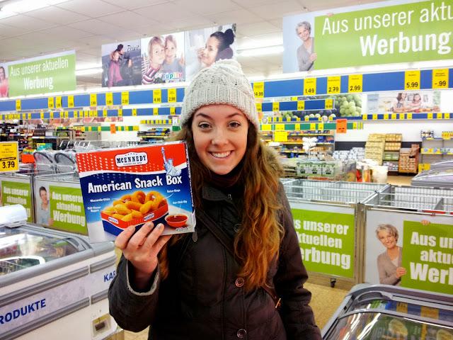 Lidl American food
