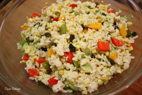 Confetti Rice