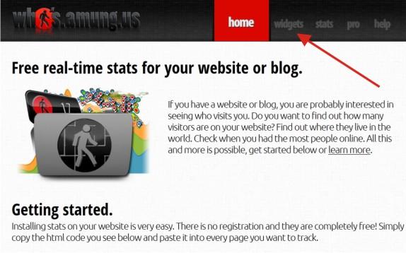 Cara Pasang Widget Keren di Blog