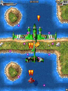 Tải game bắn máy bay Sky Force cho điện thoại