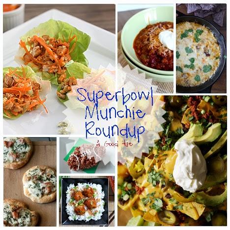 Superbowl party food