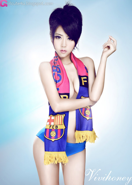4 Football baby Xia Xiaowei-very cute asian girl-girlcute4u.blogspot.com