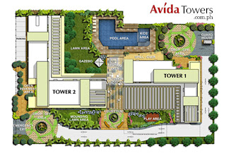 Avida Towers Makati West Site Development Plan