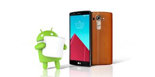 LG G4 Update Marshmallow