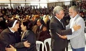 Abraço da paz - Liturgia