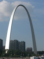 The Arch over Missouri