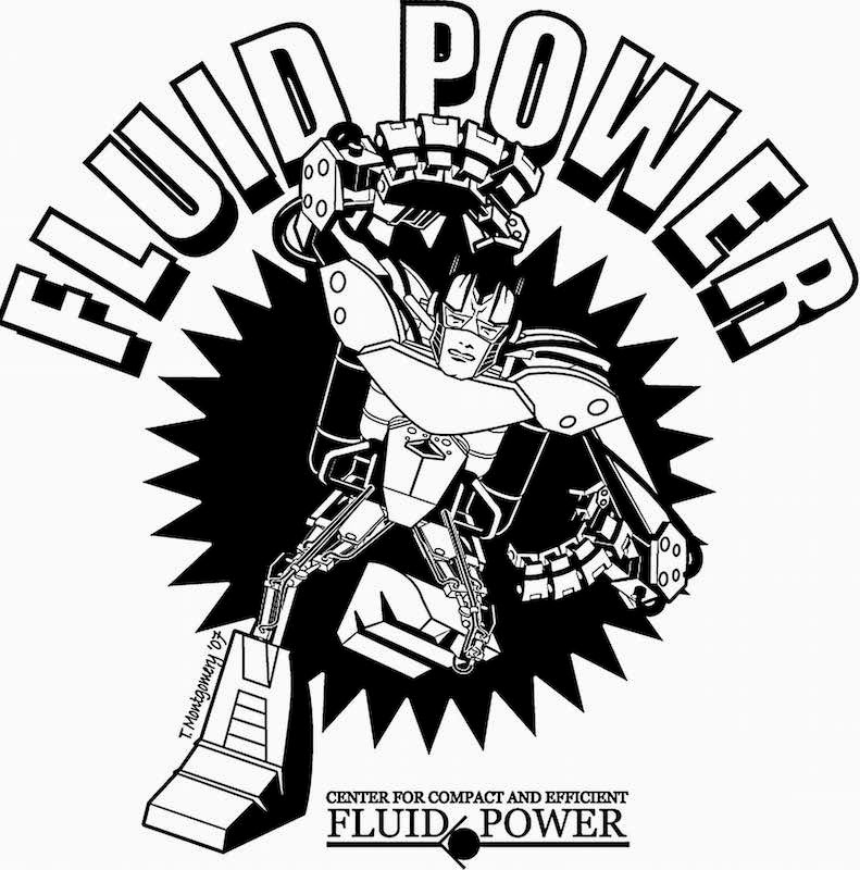 Fluid Power Man