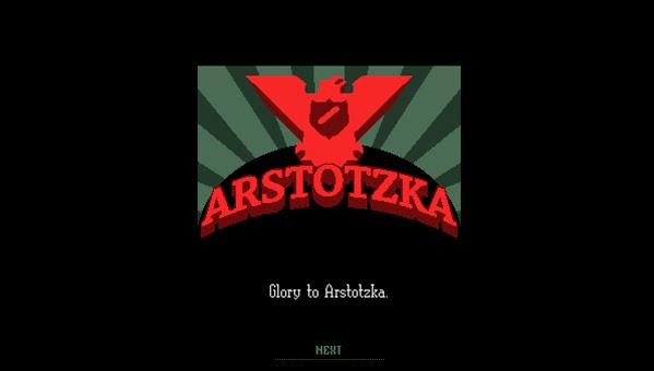 "Gloria Arstotzka ""Papers Please"""