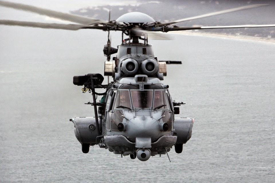 6 Helikopter Super Cougar Terbaru Segera Tiba di Bandung