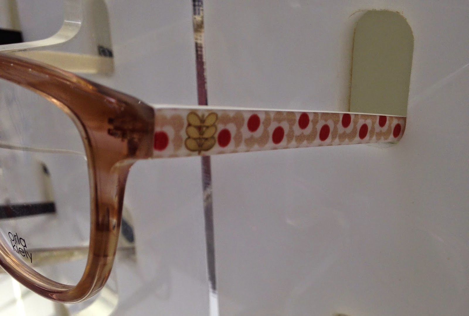 I Love Orla Kiely: New Orla Kiely Eyeglasses at Costco