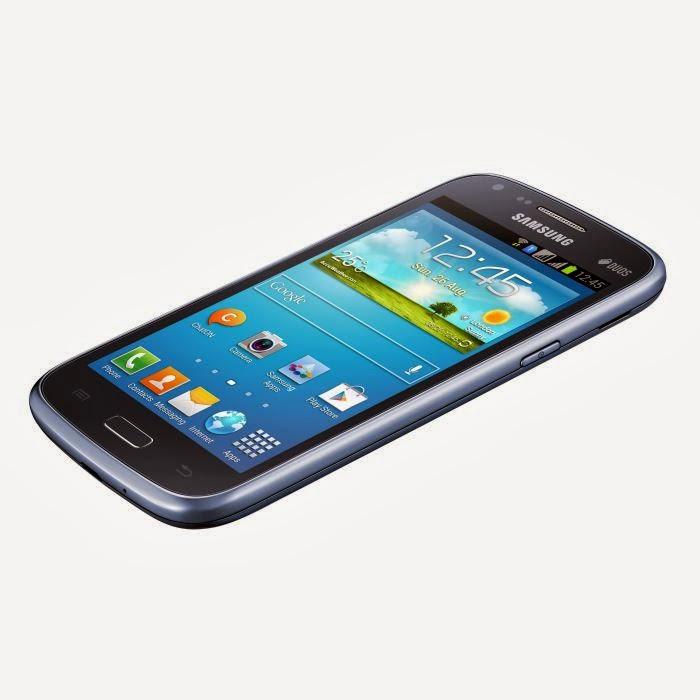 Samsung Galaxy Core Bleu smartphone 4.3 pouces