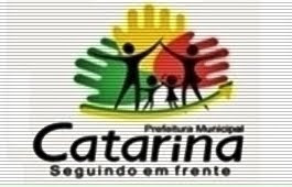 SITE OFICIAL PREFEITURA DE CATARINA