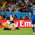 Assista: Vitaly Zdorovetskiy invade campo do Maracanã na final entre Alemanha 1 X 0 Argentina
