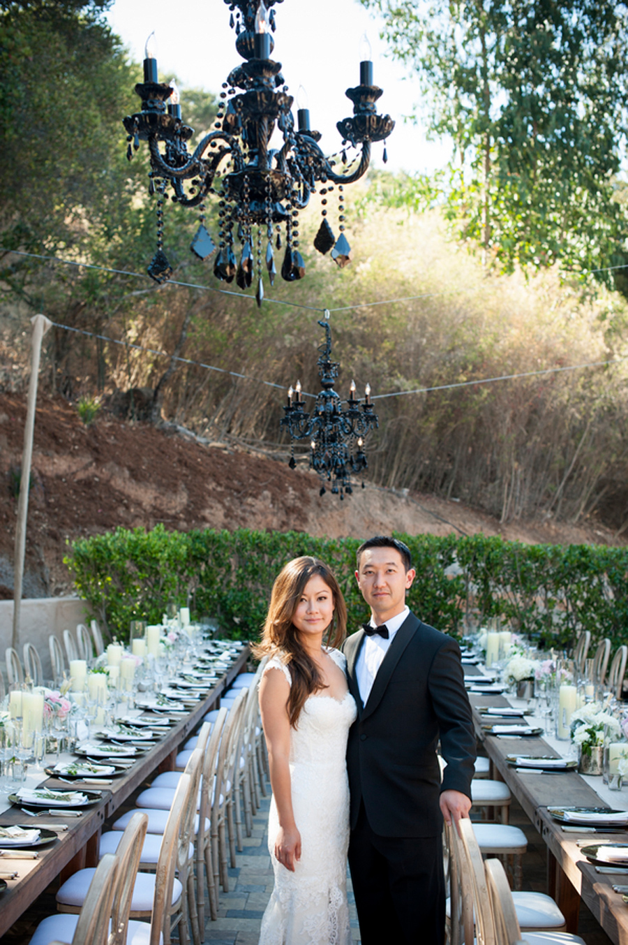 Savvy Deets Bridal: {Real Weddings} Josephine & Erick\'s Elegant ...