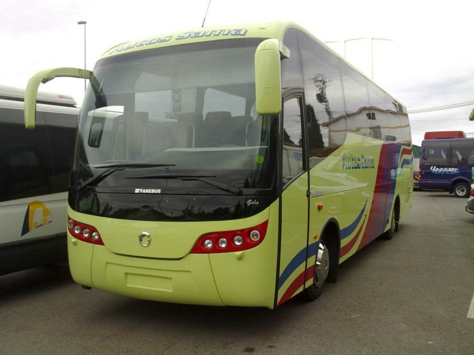 Autobuses de asturias fotos de autos sama for Camiones usados en asturias
