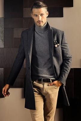Massimo Dutti hombre abrigos