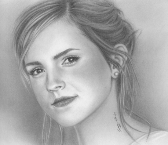Best Celebrity Pencil Sketch 15