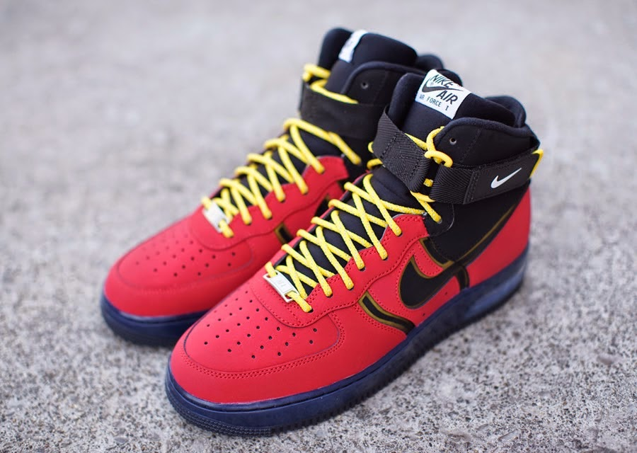 Nike Air Force 1 High Supreme Bakin ~ Mixtape108 f52b1a6c6