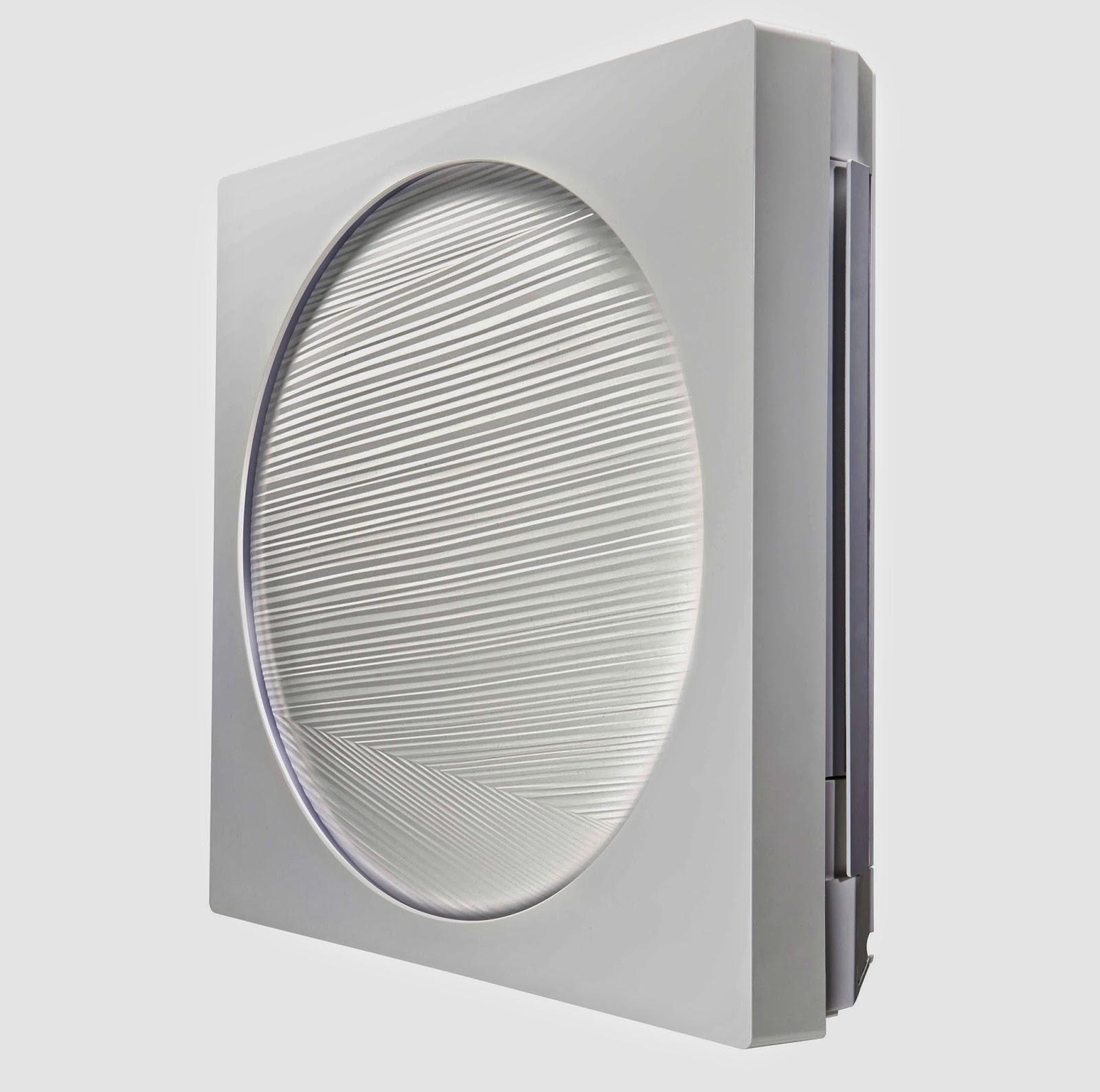 Fantechnology lg presenta il climatizzatore artcool stylist for Condizionatori arredo