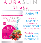 AURA SLIM SHAKE RM160/RM165