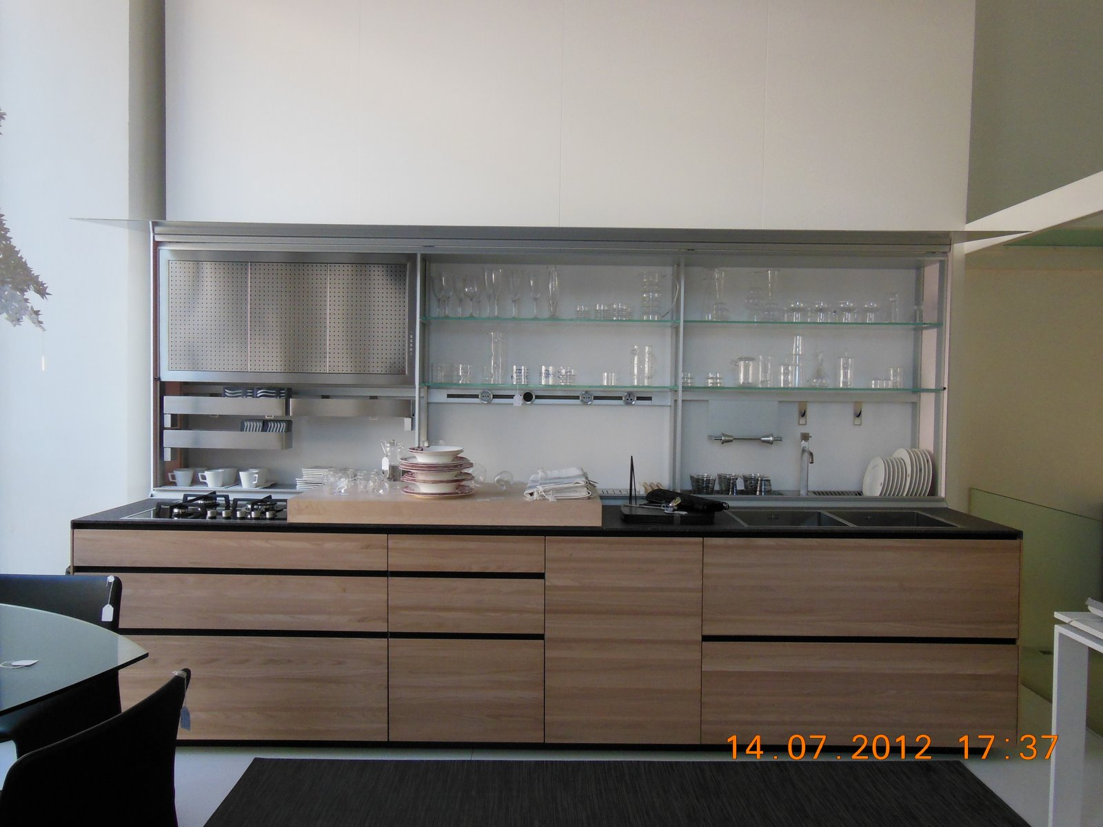 Gentil Italian Kitchen Design