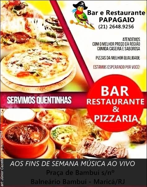 O seu Bar e Restaurante em Maricá/RJ