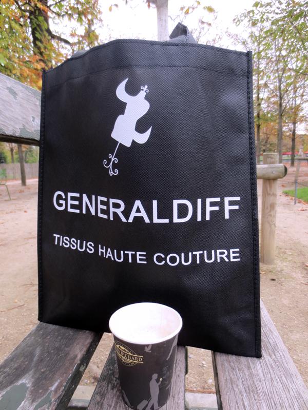 Paris Generaldiff kaffe